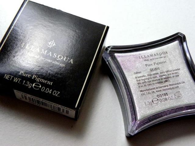 Illamasqua Static pigment