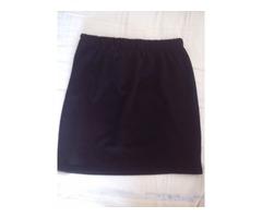 Crna Amisu suknja