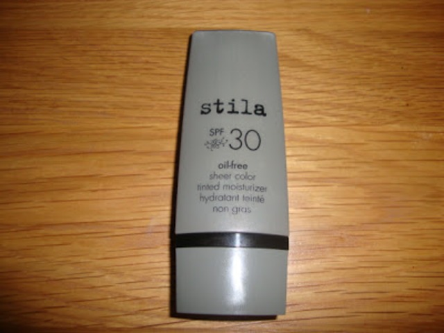 Stila sheer color tinted moisturizer SPF 30