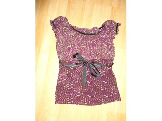 Šarena svilena majica