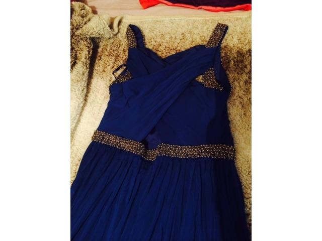 Coast royal blue haljina UK14