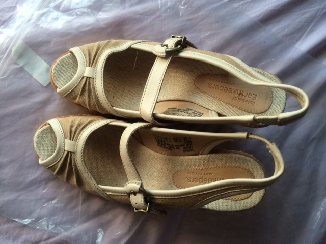 Timberland wedges sandale 38