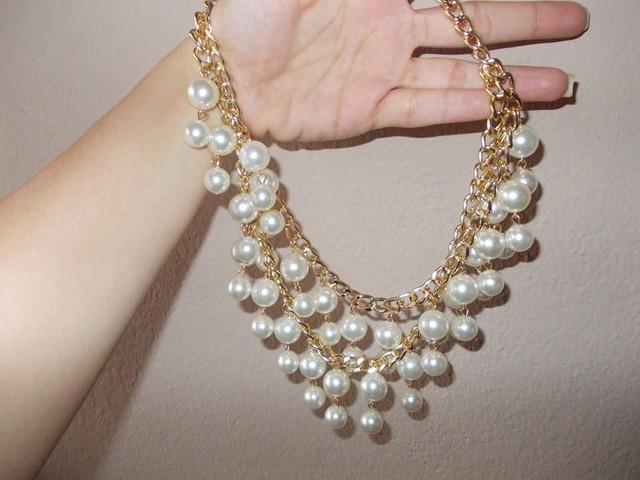 Nova biserna ogrlica