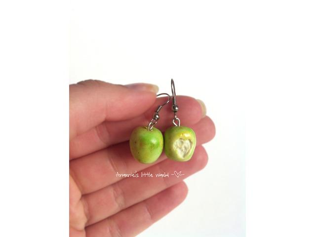 Naušnice jabuke