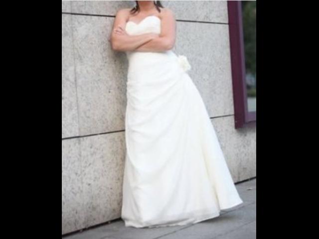 Prodajem vjenčanicu