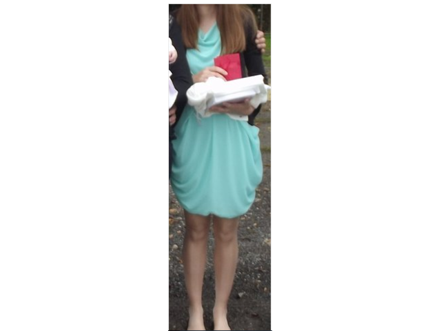 haljina s remenom