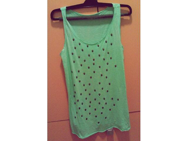 Alcott nova majica neon zelena vel. S/M
