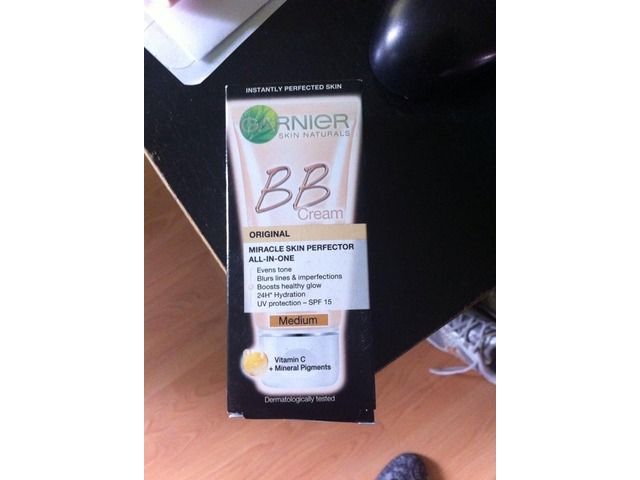 Garnier BB krema Miracle Skin Perfector 5 u 1