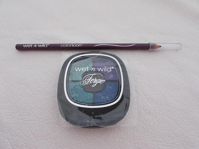 Wet n Wild kozmetika, sjenilo, olovka za oči