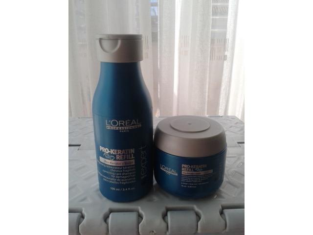 L'oreal Professionnel pro-keratin refill  šampon i maska