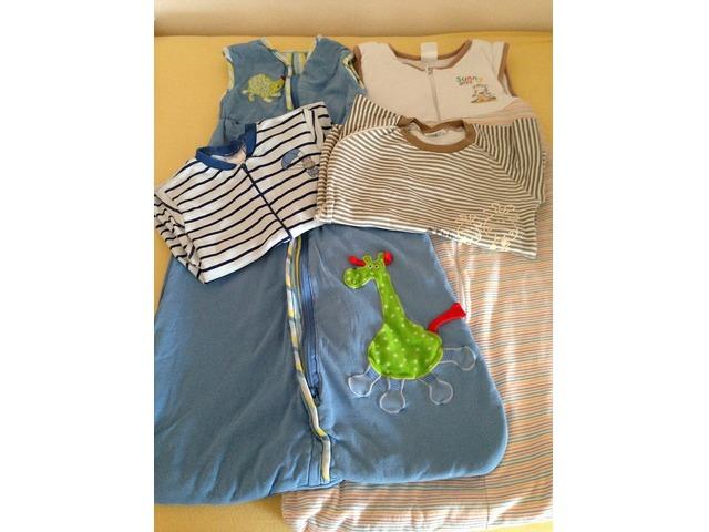 vreće za spavanje,pidžame dječje