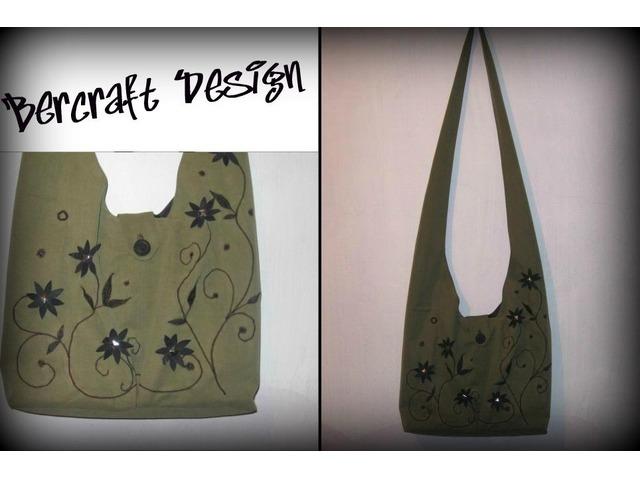Prodajem handmade torbu-Bercraft Design