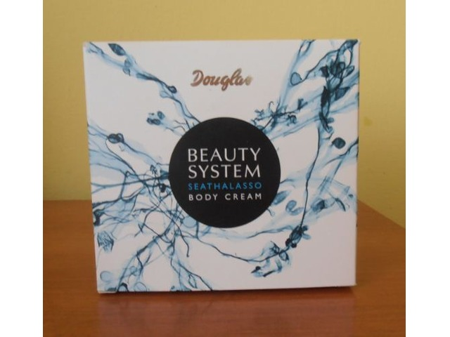 Douglas Beauty System - Seathalasso - Body Cream