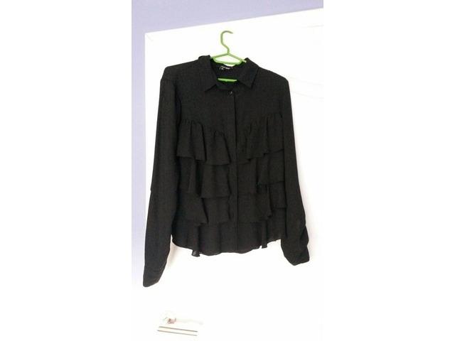 TW crna košulja