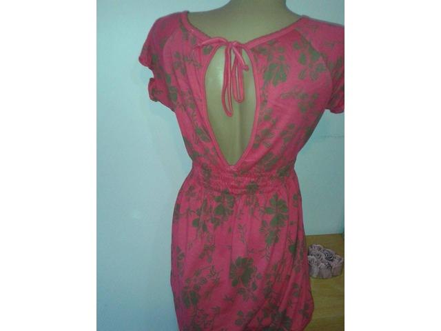 Rozna haljina