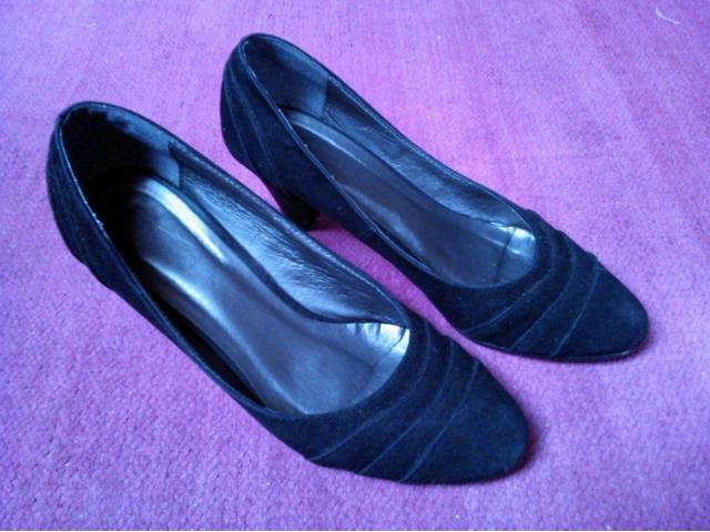 Crne cipele (Franco)