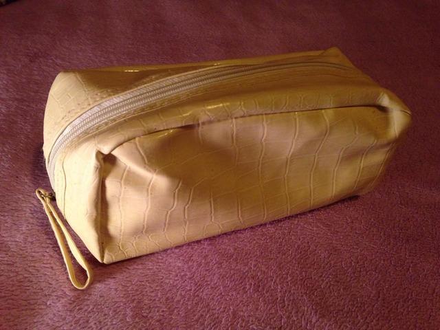 Kozmetička torbica (neseser)