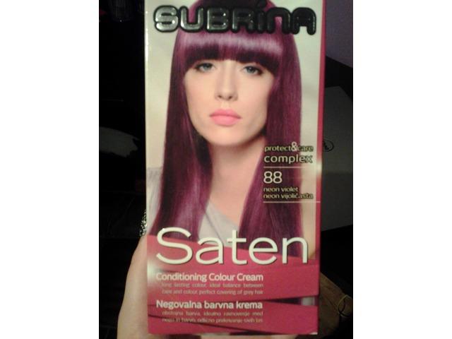 Subrina boja za kosu