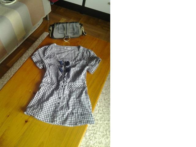 LOT košulja i torbica