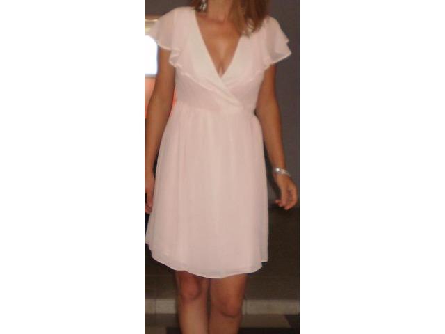 Svilena svecana haljina