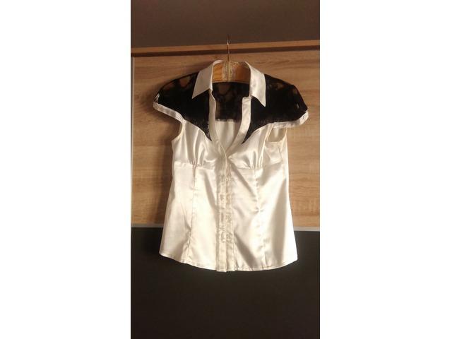 Crno-bijela košulja