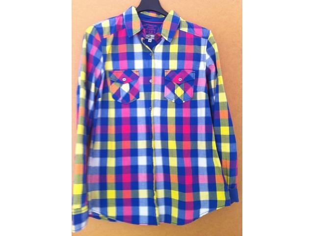 Nova, jednom nošena košulja, vel. 38/M