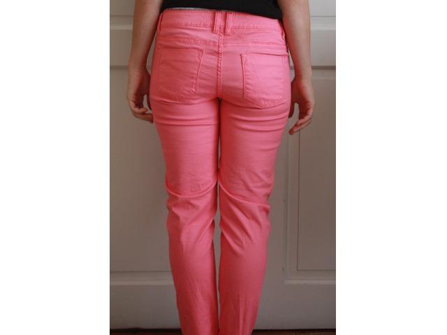 Roze hlače