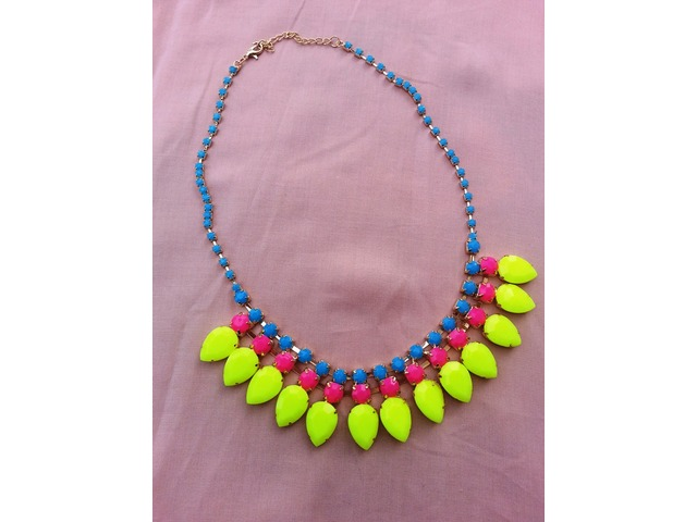 NEON ogrlica