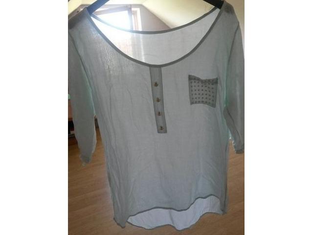 Tirkizna bluzica