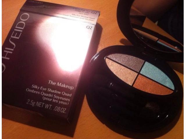 Shiseido eyeshadow quad palette Q2