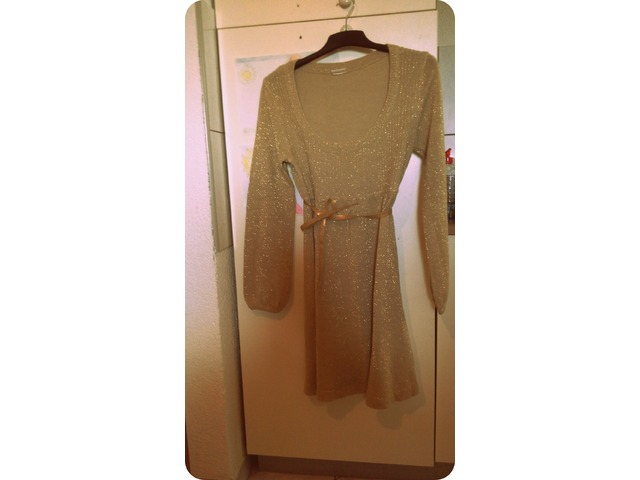 Pletena tunika/haljina