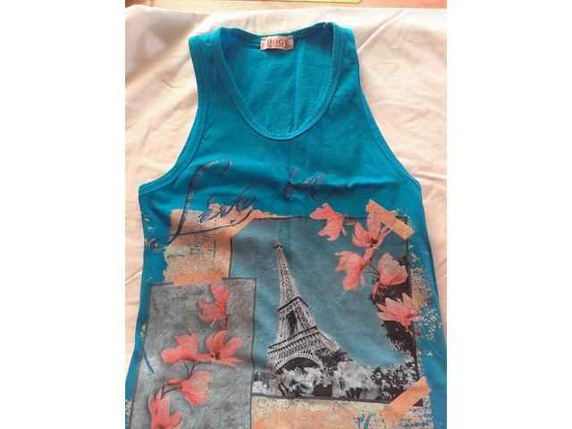 Majica Pariz bez rukava