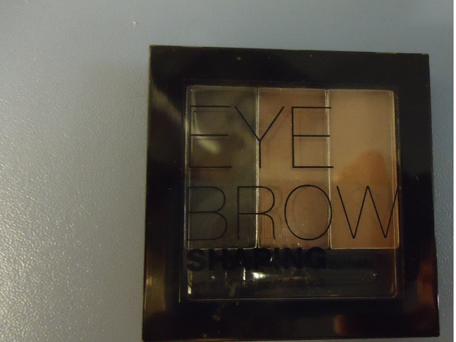 Eye brow shaping
