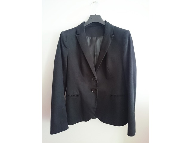Crni sako - XL