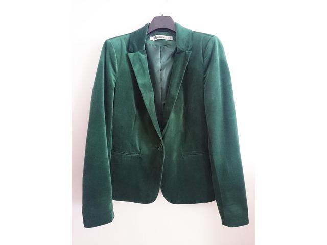 Baršunasti zeleni sako - L