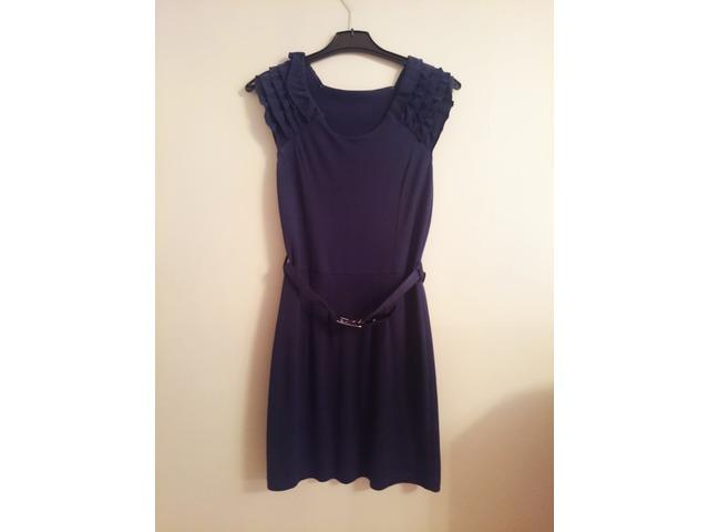 Plava haljina - veličina 40