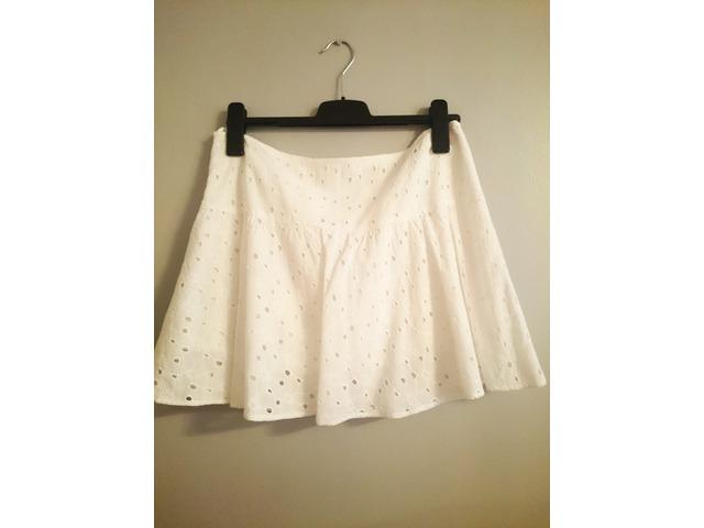 Bijela suknja - veličina 40