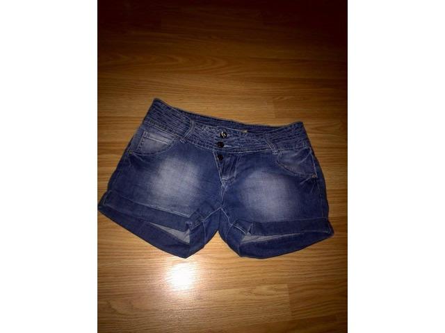 Kratke jeans hlače