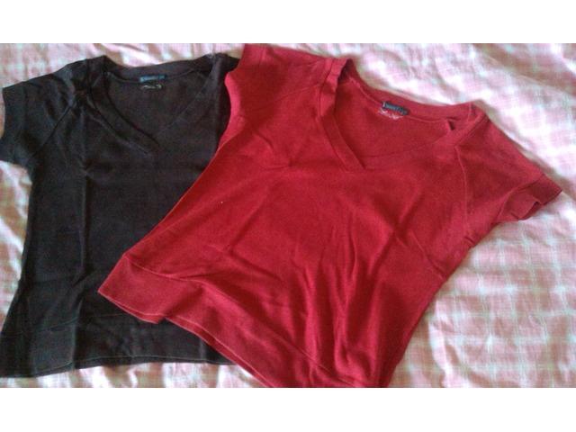 Dvije pamučne majice kratkih rukava