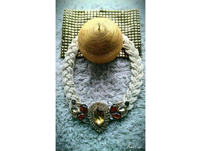 Ručni rad-ogrlica