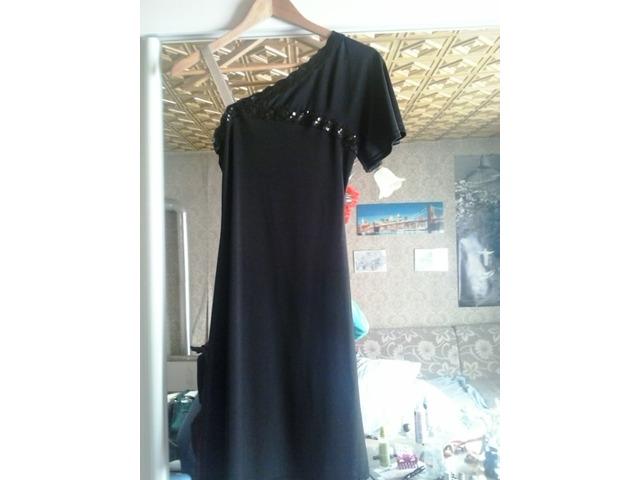 NAF NAF crna haljina XS/S