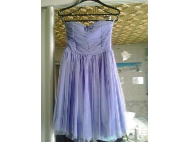 Tally Veijl ljubičasta haljina XS