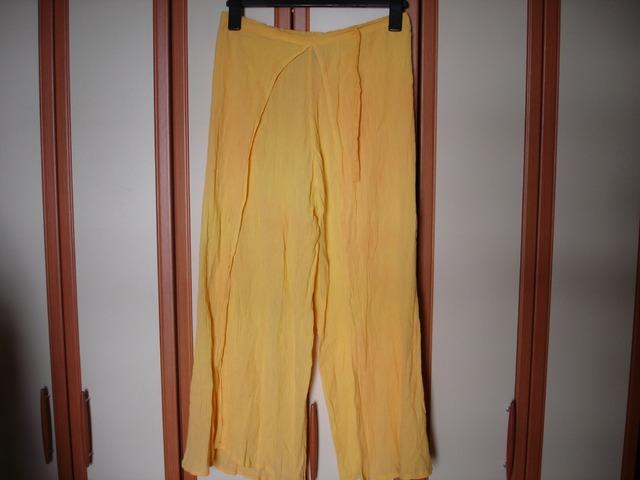 Nove žute ljetne hlače