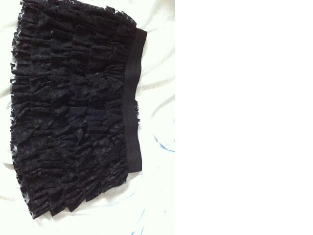 cna suknja
