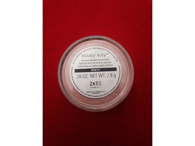 MARY KAY mineral powder