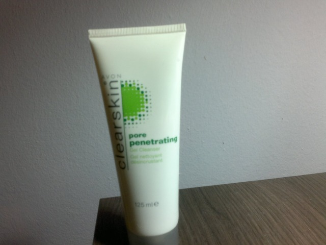 avon clearskin gel pore penetrating, gel za pranje lica