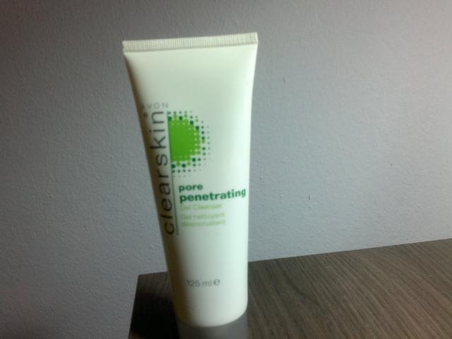 avon clearskin gel pore penetrating, gel za pranje lica