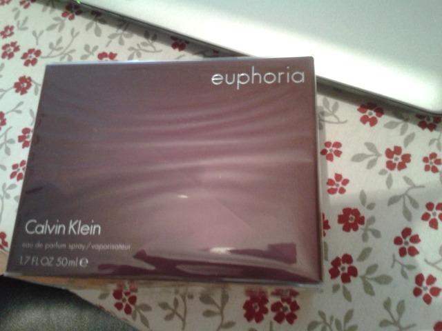 ORIGINAL EUPHORIA CALVIN KLEIN EDP 50 ml