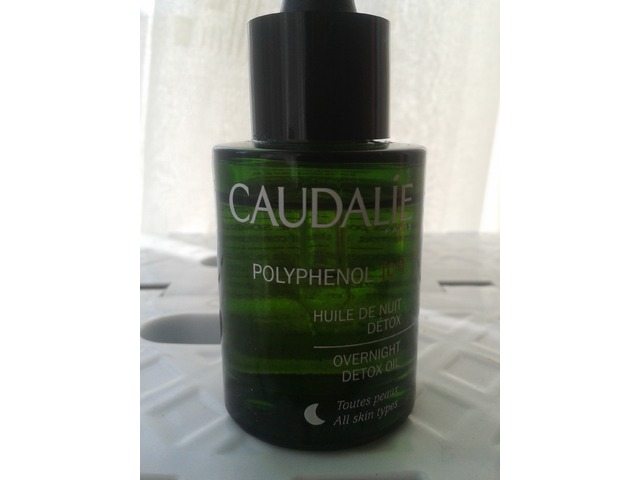 Caudalie Night Detox ulje