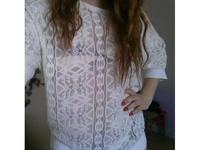 Pimkie bijela majica